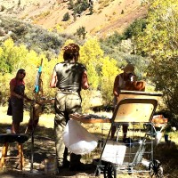South Lake Bishop Plein Air Painting Workshop