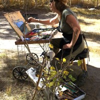 Janice Kabala - Plein Air Eastern Sierra Oil Painter
