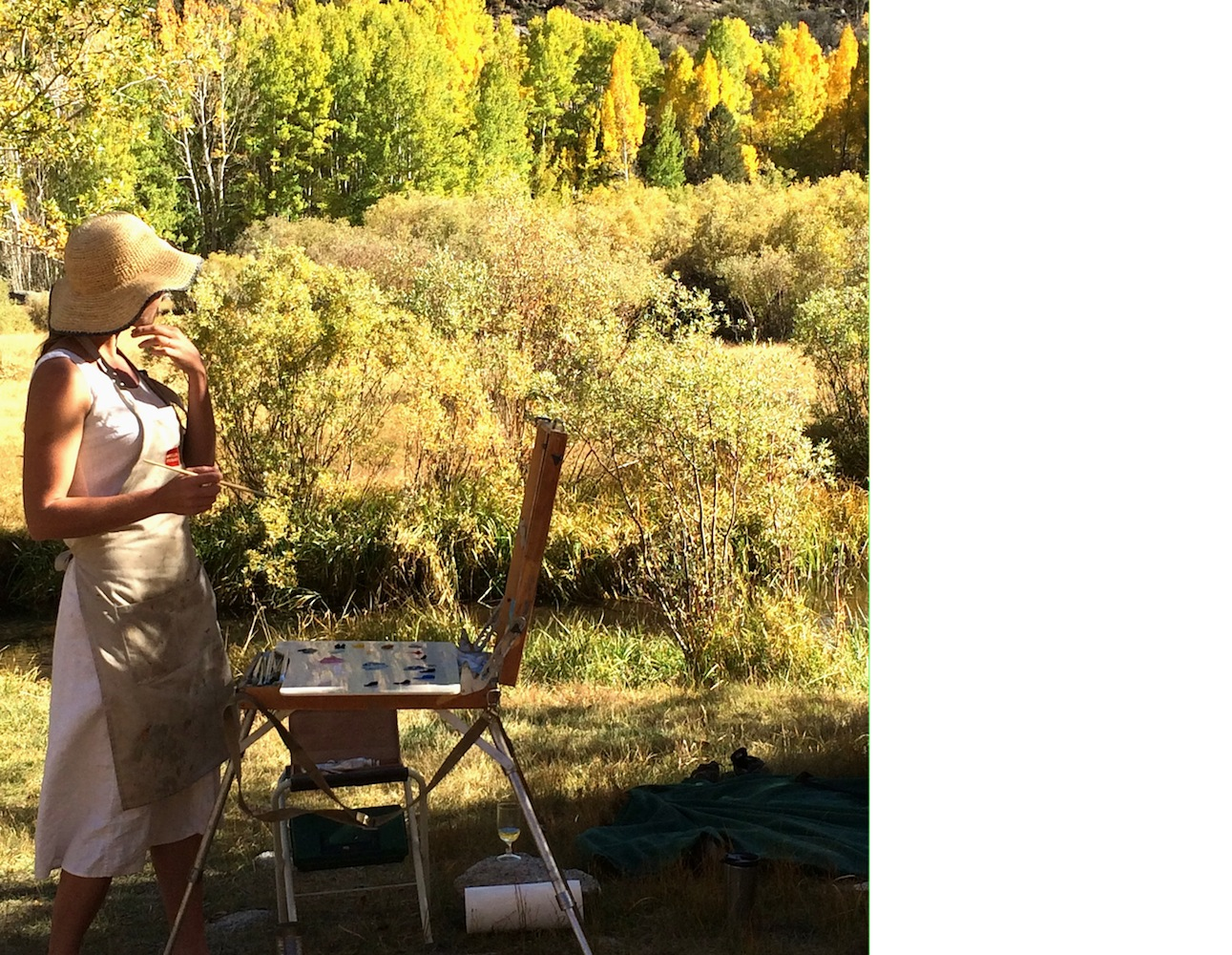 Eastern Sierra Plein Air Workshop